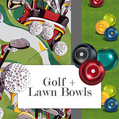 Category Image Golf & Lawn Bowls