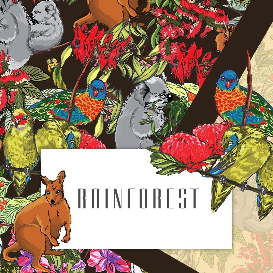 Category Image Rainforest