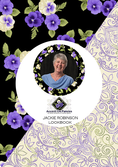 Jackie-Robinson-Accent-on-Pansies-Look-Book-Front