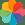 Kaleido Fabric Logo PNG