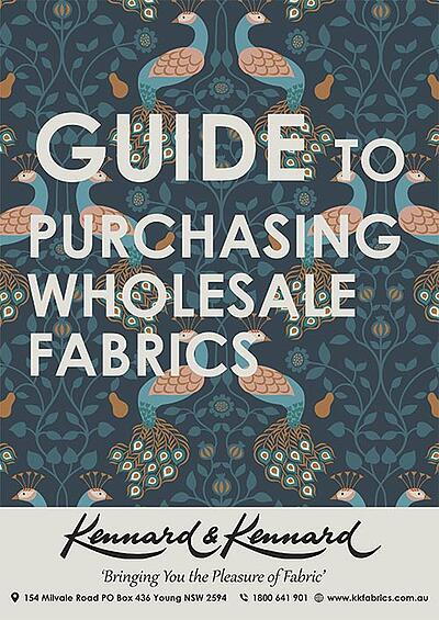 Guide To purchasing Wholesale Fabrics