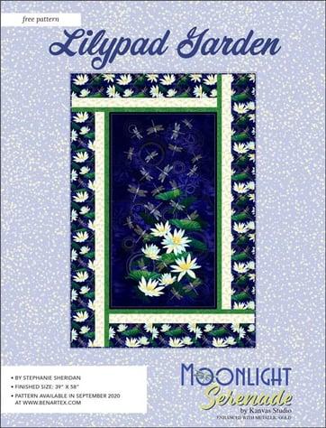 Lilypad-Garden-Quilt-Pattern-Front