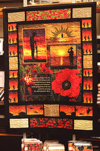 Remembering Quilt-1