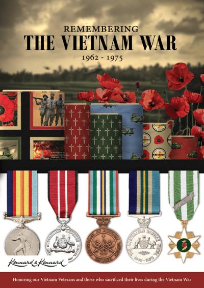 Remembering Vietnam Lookbook 2020 Cover
