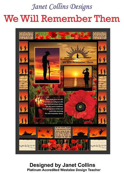 We will Remember them page 1